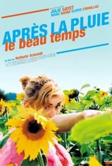Ver película Après la pluie, le beau temps