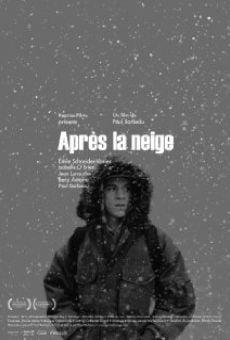 Ver película Après la neige