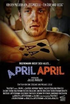 Ver película April April