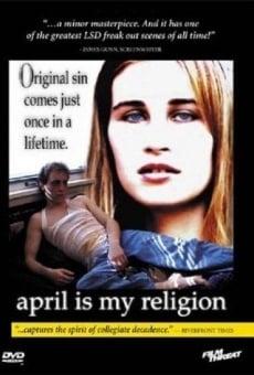 Ver película Abril es mi religión
