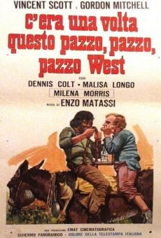 Ver película Aquel loco, loco oeste
