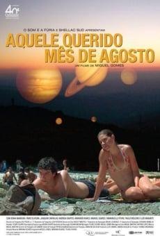 Ver película Aquel querido mes de agosto