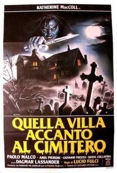 Ver película Aquella casa al lado del cementerio