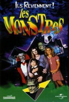 Ver película Aquí vienen los Monsters