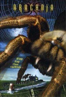 Ver película Arachnia