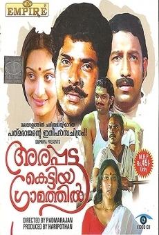 Ver película Arappatta Kettiya Graamathil