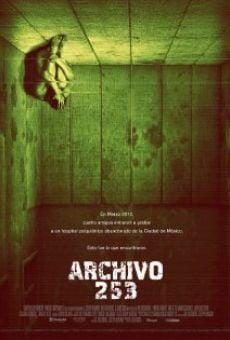 Ver película Archivo 253