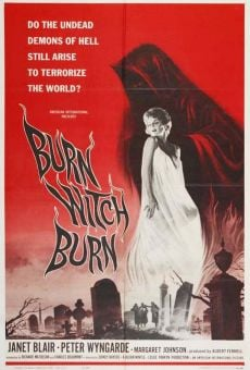 Ver película Arde, bruja, arde