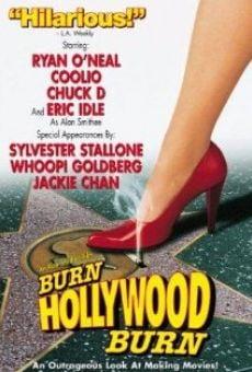 Ver película ¡Arde Hollywood!