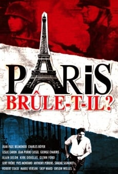 ¿Arde París? online gratis