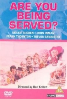 Are You Being Served? online streaming