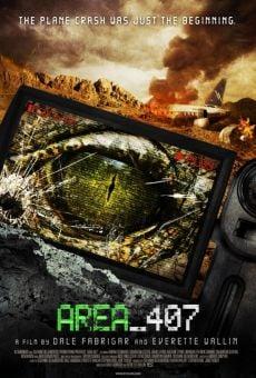 Ver película Area 407