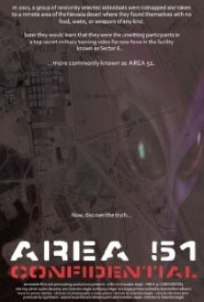 Película: Area 51 Confidential