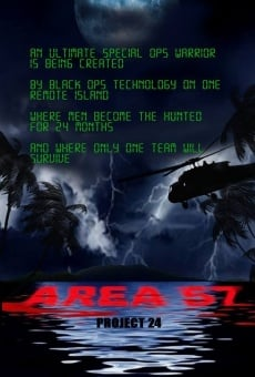 Area 57: Project 24 on-line gratuito