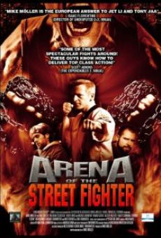 Arena of the Street Fighter on-line gratuito
