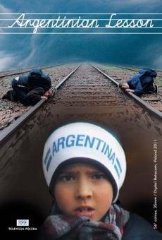 Ver película Argentinian Lesson. Historia de una pequeña amistad