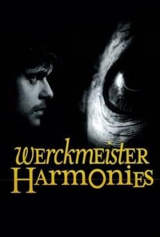 Ver película Armonías de Werckmeister