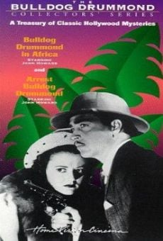 Arrest Bulldog Drummond stream online deutsch