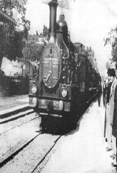 Ver película Arrivée d'un train à Melbourne