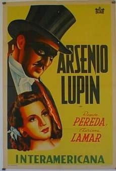Ver película Arsenio Lupin