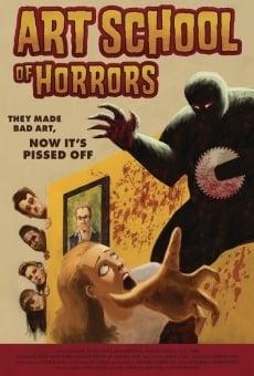Art School of Horrors online