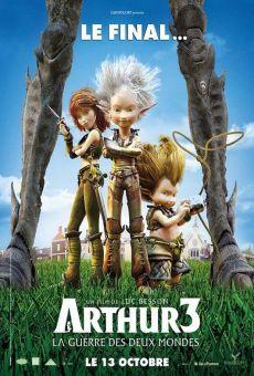 Arthur 3: La guerra de los mundos on-line gratuito