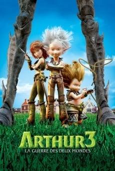 Arthur 3: La guerra de los mundos online gratis