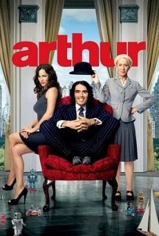 Ver película Arthur, el millonario seductor