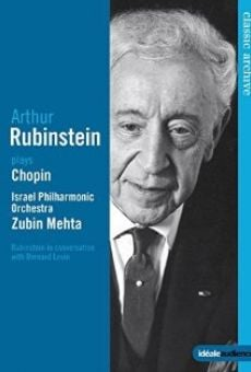 Arthur Rubinstein on-line gratuito
