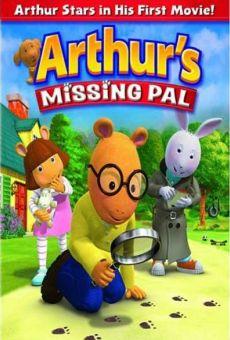 Ver película Arthur y el perrito perdido