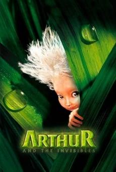 Ver película Arthur y los Minimoys
