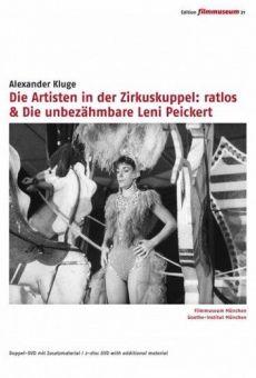 Ver película Artistas en el circo: perplejos