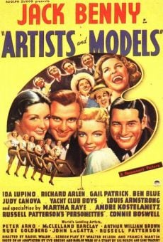 Ver película Artistas y modelos