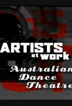 Película: Artists at Work: Australian Dance Theatre