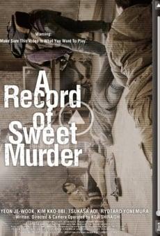 Ver película Un registro de dulce asesino