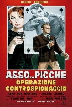 Ver película As de pic, operación contraespionaje