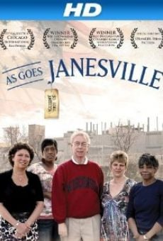 As Goes Janesville online