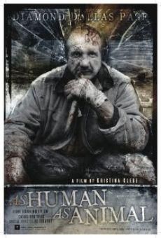 Ver película As Human as Animal