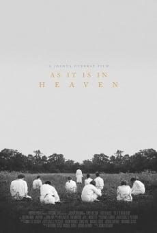 As It Is in Heaven streaming en ligne gratuit