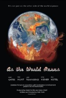Ver película As the World Burns