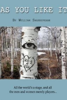 As You Like It by William Shakespeare on-line gratuito