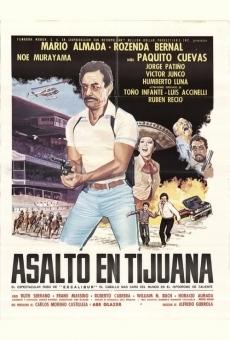 Ver película Asalto en Tijuana