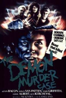 Ver película Asesinato diabólico