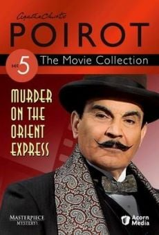 Agatha Christie's Poirot: Murder on the Orient Express online