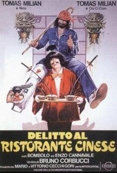 Ver película Asesinato en el restaurante chino