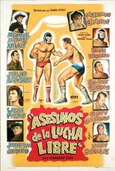 Ver película Asesinos de la lucha libre