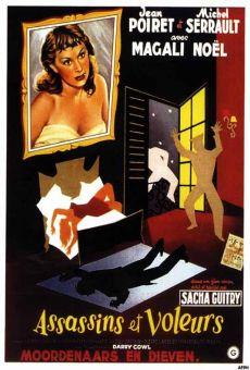 Ver película Asesinos y ladrones
