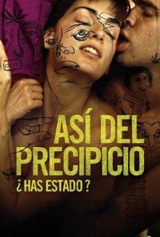 Ver película Así del precipicio