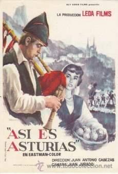 Ver película Así es Asturias