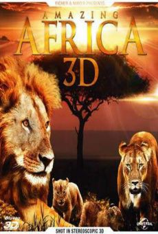 Amazing Africa 3D on-line gratuito
